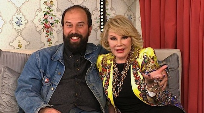 In Bed with Joan – Episode 66: Brett Gelman