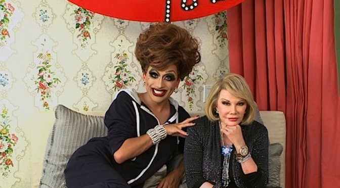 In Bed with Joan – Episode 71: Bianca Del Rio