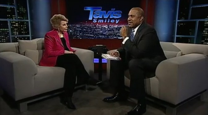 Two-Part Interview with Tavis Smiley on PBS