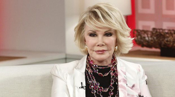 Image result for Joan Rivers