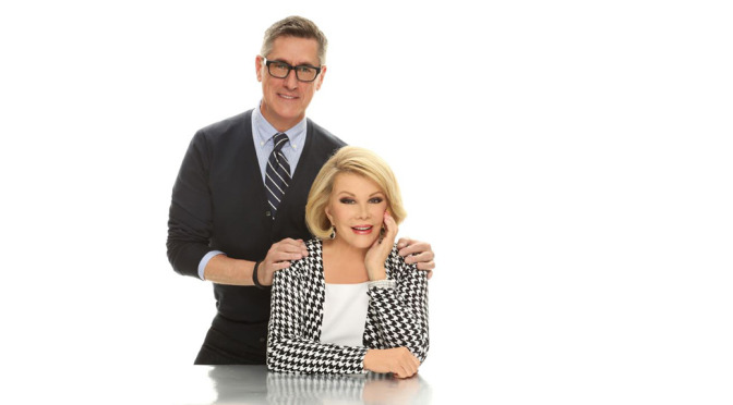 A Message from David Dangle, CEO of Joan Rivers Worldwide
