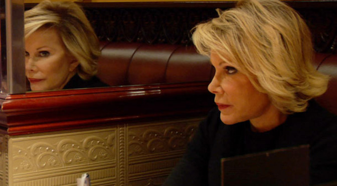 """Joan Rivers: A Piece of Work"" Airs Tonight on PBS"