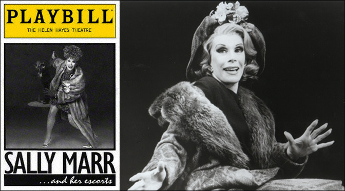 Broadway Lights Dim for Joan