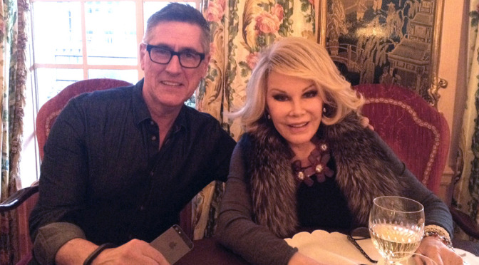 The Joan Rivers Classics Collection Returns to QVC