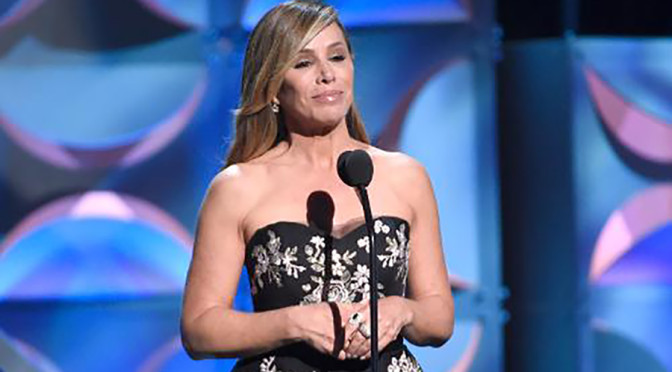 Melissa Honors Joan in a Daytime Emmy's Tribute