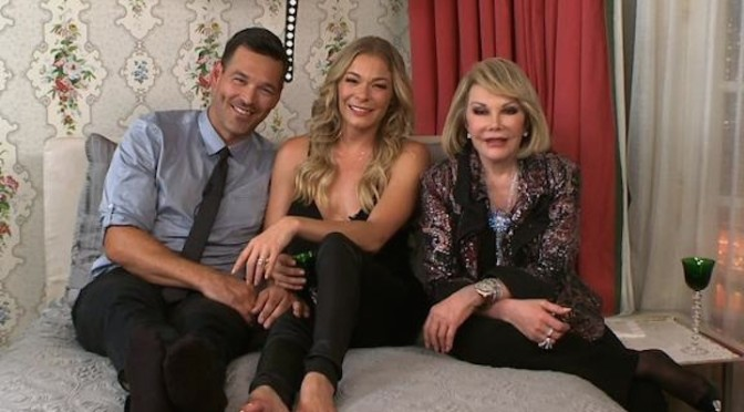 In Bed with Joan – Episode 72: LeAnn Rimes