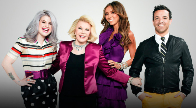 "E! Celebrates Joan Rivers with ""Joan Day"""