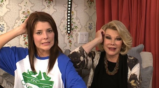 In Bed with Joan – Episode 67: Grace Helbig