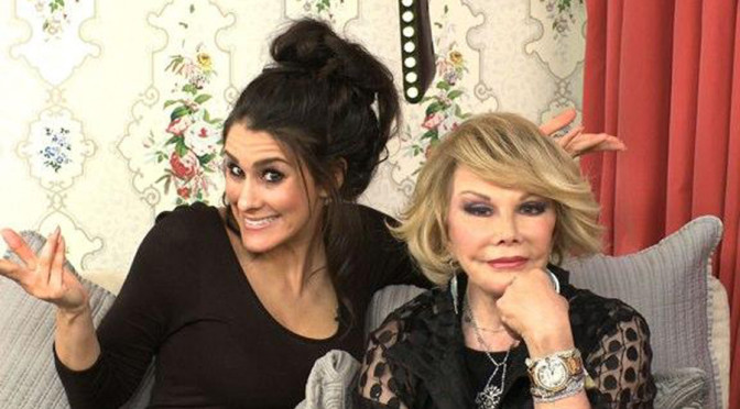 In Bed with Joan – Episode 68: Brittany Furlan