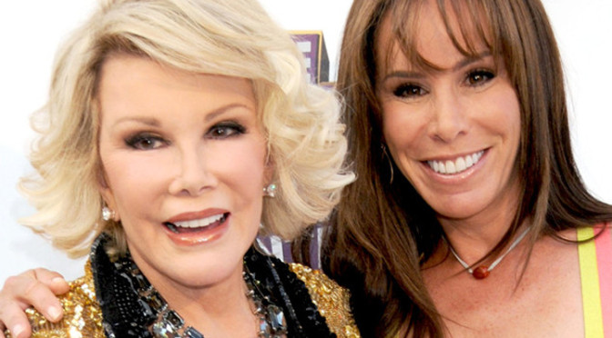 An Update from Melissa Rivers