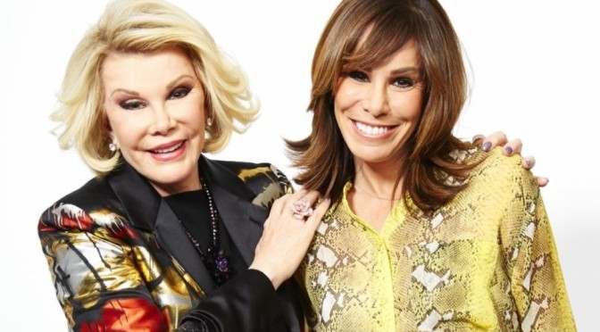 A New Statement from Melissa Rivers